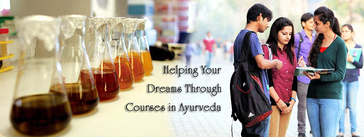 ayurveda college in India